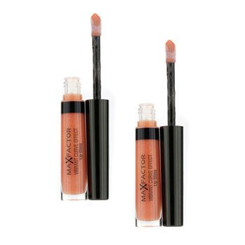 Vibrant Curve Effect Lip Gloss Duo Pack - # 06 Vibrant