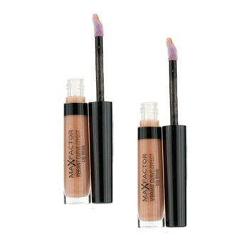 Max Factor Vibrant Curve Effect Lip Gloss Duo Pack – # 07 Smart 2x5ml/0.17oz