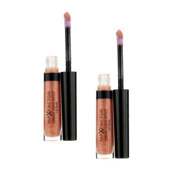 Max Factor Vibrant Curve Effect Lip Gloss Duo Pack – # 11 Fashion Leader 2x5ml/0.17oz