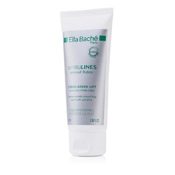 Ella BacheSpirulines Intensif Rides Creme-Green Lift (Salon Size) 100ml/3.3oz