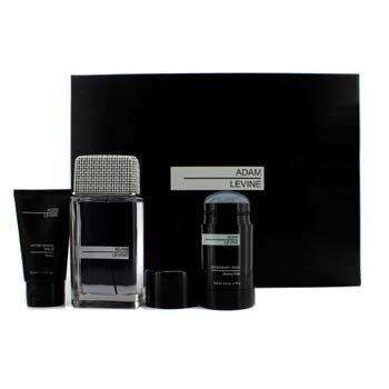 Adam Levine Adam Levine Coffret: Eau De Toilette Spray 100ml/3.4oz + After Shave Balm 50ml/1.7oz + Deodorant Stick 75g/ 2.6oz  3pcs