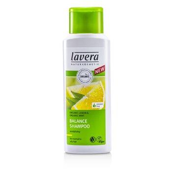 LaveraOrganic Lemon & Organic Mint Balance Shampoo (For Normal to Oily Hair) 200ml/6.6oz