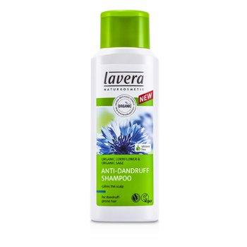 LaveraOrganic Cornflower & Organic Sage Anti-Dandruff Shampoo (For Dandruff-Prone Hair) 200ml/6.6oz