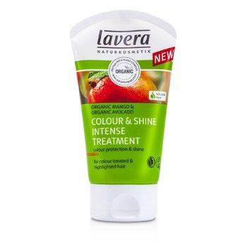 LaveraOrganic Mango & Organic Avocado Tratamiento Intenso Color & Brillo (Para Cabello Tratado con Color e Iluminaciones) 125ml/4.1oz