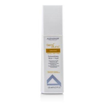 AlfaParf Semi Di Lino Diamond Extraordinary All-in-1 Fluid (For All Hair Types)  125ml/4.22oz