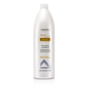 AlfaParfSemi Di Lino Diamond Acondicionador Iluminador (Para Cabello Normal) 1000ml/33.81oz