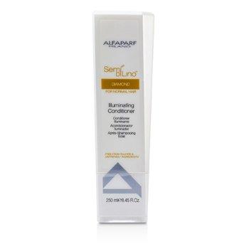 AlfaParfSemi Di Lino Diamond Illuminating Conditioner (For Normal Hair) 250ml/8.45oz