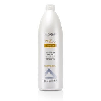 AlfaParfSemi Di Lino Diamond Champ� Iluminante (Para Cabello Normal) 1000ml/33.81oz