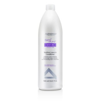 AlfaParf Semi Di Lino Moisture Nutritive Leave-in Conditioner (For Dry Hair) 1000ml/33.81oz