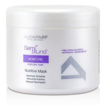 AlfaParf Semi Di Lino Moisture Nutritive Mask (For Dry Hair) 500ml/16.9oz