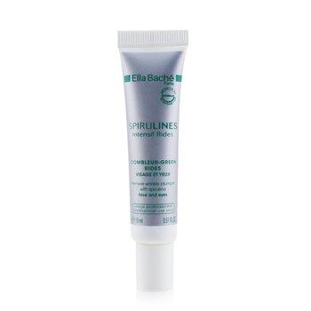 Ella BacheSpirulines Intensif Rides Combleur-Green Rides (Salon Product) 15ml/0.51oz