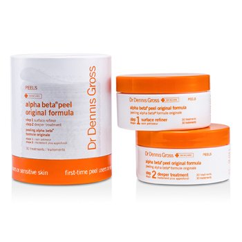 Dr Dennis GrossAlpha Beta Peel - F�rmula Original (Para Piel Sensible; Jarra) 30 Treatments