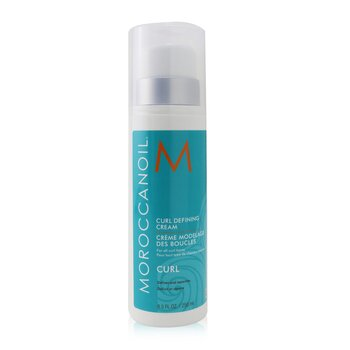 Moroccanoil Curl Defining Cream (For Wavy to Curly Hair) 250ml/8.5oz