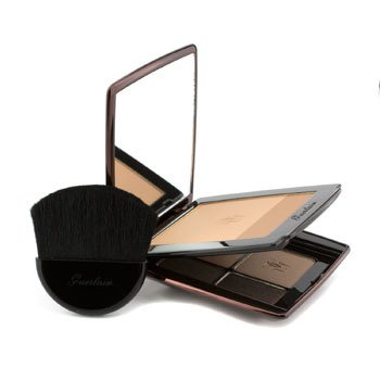 GuerlainTerracotta Make Up Palette For Face & Eyes (1x Bronzing powder, 4x Eyeshadow, 2x Applicator) 7pcs