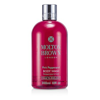 Molton Brown Pink Pepperpod Body Wash 300ml/10oz
