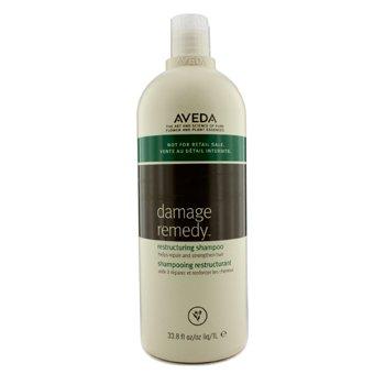 AvedaDamage Remedy Restructuring Shampoo (New Packaging - Salon Product) 1000ml/33.8oz