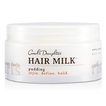 Carol's DaughterHair Milk Pudding Style. Define. Hold. 170ml/6oz