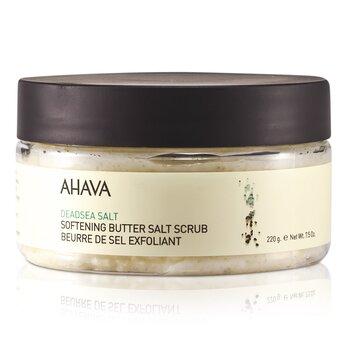 Image of Ahava Deadsea Salt Softening Butter Salt Scrub 235ml/8oz