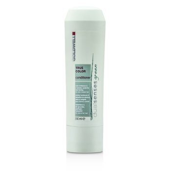 GoldwellDual Senses Green True Color Conditioner (For Color-Treated Hair) 200ml/6.7oz