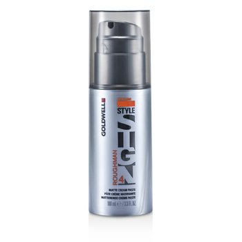 Goldwell Roughman Matte Cream Paste  100ml/3.3oz