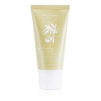 Caswell Massey Fig & Bamboo Hand Cream  75ml/2.5oz