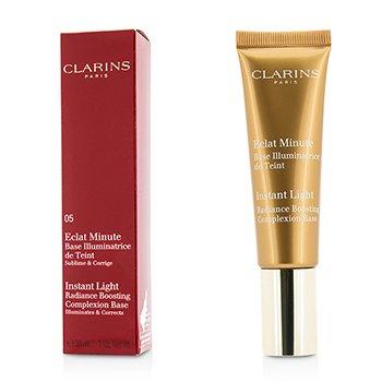 Clarins Rozja�niaj�ca baza pod makija� Instant Light Radiance Boosting Complexion Base - # 05 Golden Bronze  30ml/1oz