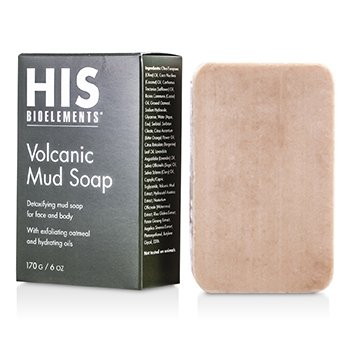 BioelementsVolcanic Mud Soap 170g/6oz