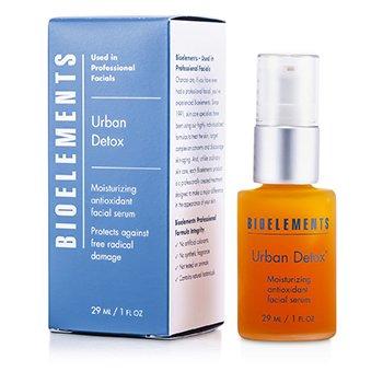 BioelementsUrban Detox - Suero Facial Hidratante Antioxidante (Para Piel Muy Seca, Seca, Mixta) 29ml/1oz