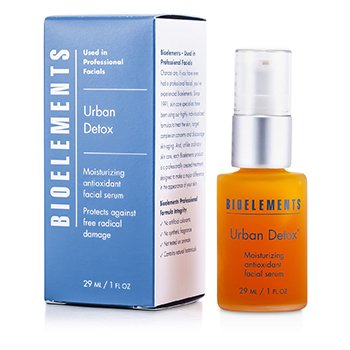 BioelementsUrban Detox - Moisturizing Antioxidant Facial Serum (For Very Dry, Dry, Combination Skin) 29ml/1oz