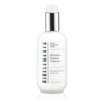 Bioelements Moisture Positive Cleanser (For Very Dry  Dry Skin Types) 177ml6oz