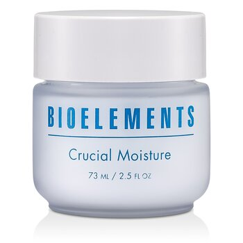 Bioelements Crucial Moisture (For Very Dry  Dry Skin Types) 73ml/2.5oz