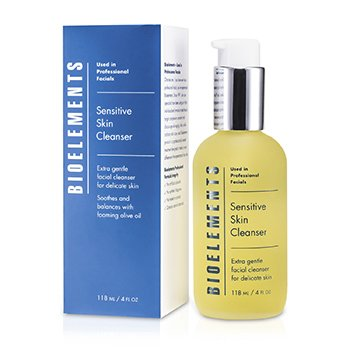 BioelementsSensitive Skin Cleanser (For Very Dry, Dry Combination, Sensitive Skin Types) 118ml/4oz