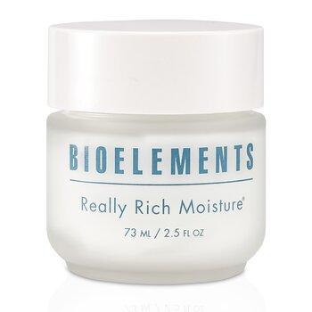 BioelementsReally Rich Moisture (For Very Dry Skin Types) 73ml/2.5oz