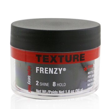 Sexy Hair Concepts Style Sexy Hair Frenzy Matte Texturizing Paste  50g/1.8oz