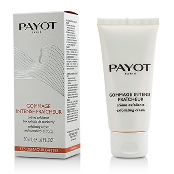 Payot Les Demaquillantes Gommage Intense Fraicheur Exfoliating Cream  50ml/1.6oz