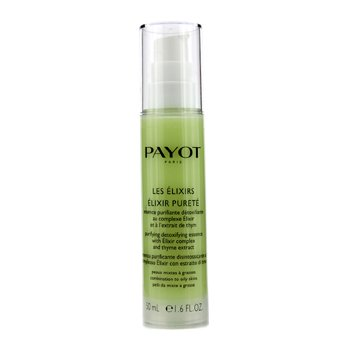 Payot Les Elixirs Elixir Purete Purifying Detoxifying Essence (Salon Size)  50ml/1.6oz