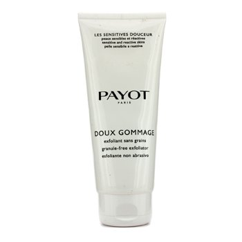 PayotLes Sensitives Douceur Doux Gommage Exfoliante Sin Gr�nulas (Tama�o Sal�n) 200ml/6.7oz