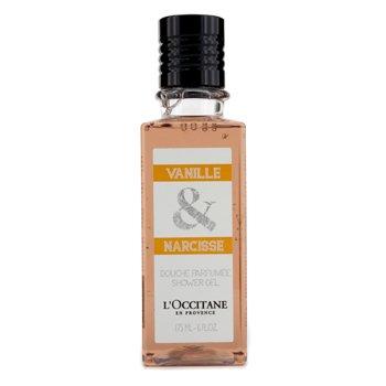 L'OccitaneVanille & Narcisse Shower Gel 175ml/6oz