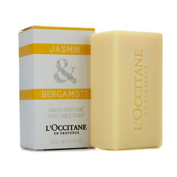 L'Occitane Jasmin & Bergamote Jab�n Perfumado  125g/4.4oz