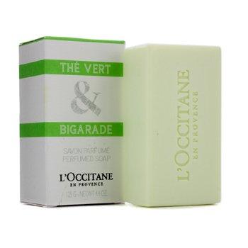 L'OccitaneThe Vert & Bigarade Perfumed Soap 125g/4.4oz