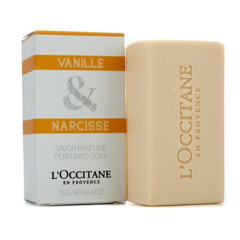 L'OccitaneVanille & Narcisse Perfumed Soap 125g/4.4oz