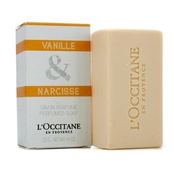 L'Occitane Vanille & Narcisse Парфюмированное Мыло 125g/4.4oz