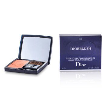 Christian DiorDiorBlush Vibrant Colour Powder Blush - # 556 Amber Show 7g/.024oz