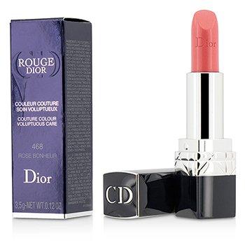 Christian Dior Rouge Dior Couture Colour Voluptuous Care - # 468 Rose Bonheur  3.5g/0.12oz