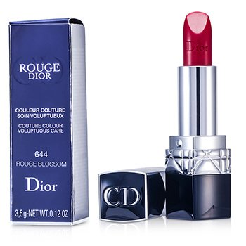 Christian Dior Rouge Dior Couture Colour Voluptuous Care  – # 644 Rouge Blossom 3.5g/0.12oz