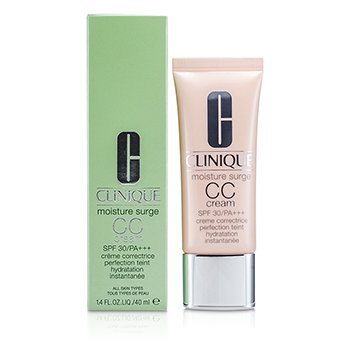 CliniqueMoisture Surge Crema CC SPF30 - Natural Beige 40ml/1.3oz