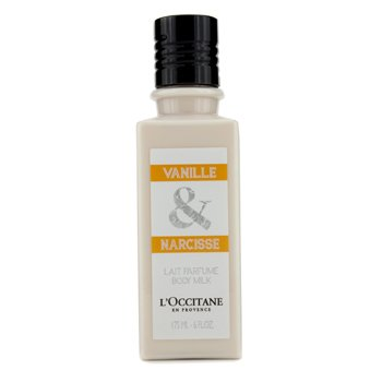 L'Occitane Vanille & Narcisse Body Milk 175ml/6oz