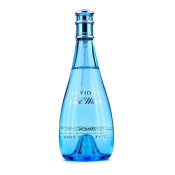 DavidoffCool Water Eau De Toilette Spray (Edici�n Limitada) 200ml/6.7oz