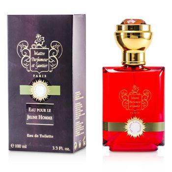 Maitre Parfumeur et GantierPour Le Jeune Extravagante Eau De Toilette Spray 100ml/3.4oz