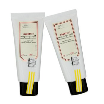 GapNightfall Hand Cream Duo Pack 2x100ml/3.4oz